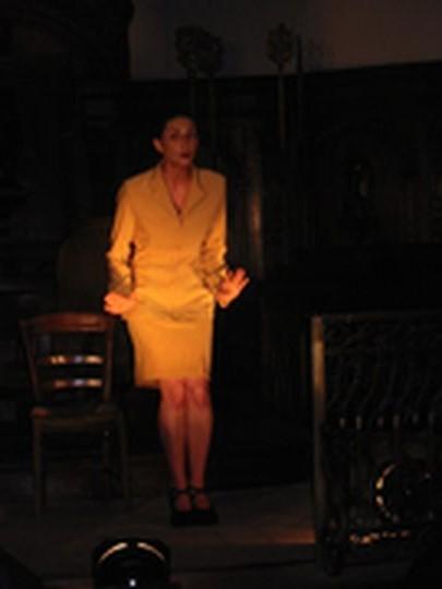 la pièce Moulins à Parole